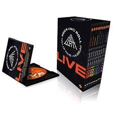 Rock & Roll 9 DVD Box Set Bruce Springsteen Etta James Joan Jett John Mellencamp