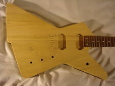 unfinished rg jem body Destroyer Hardtail- Fits Ibanez (tm) RG Necks