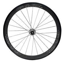 Gray 5.0 High Modulus Carbon Tubular Road Bike Rear Wheel