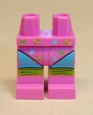 x1 NEW Lego Minifig Legs Pink Leotard and Leg Warmers Pattern for Girls