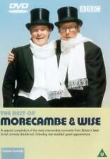The Best Of Morecambe And Wise. DVD. Top Comedy. Bargain. **£1.50**
