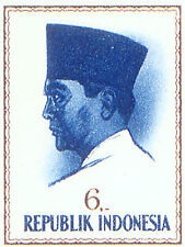 WHOLESALE 1000 INDONESIA SUKARNO # 616 MINT STAMPS FULL