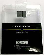 NEW Genuine Contour Connect View 4000 for iPhone 4 3GS 3G iPod Touch 3rd 4th gen