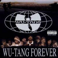 Wu-Tang Clan - Wu-Tang Forever [CD]
