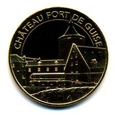 02 GUISE Château fort, 2018, Monnaie de Paris