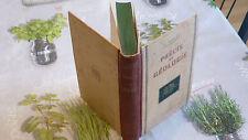 PRÉCIS DE GÉOLOGIE / LEON MORET  / 1947