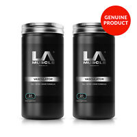 LA Muscle Vasculator Trial x 2 Pack