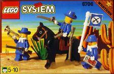 LEGO 6706 - Western: Cowboys - Frontier Patrol - 1997 - Super Rare - NO BOX
