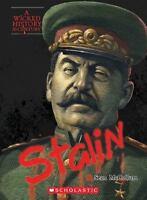Joseph Stalin [Wicked History [Paperback]] [ McCollum, Sean ] Used - Good