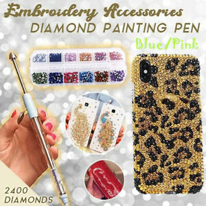 Magic Diamond Painting Point Drill Pen Manual Cross Stitch Embroidery DIY Tools