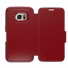 New OtterBox Strada Series Leather Wallet Case Samsung Galaxy S7