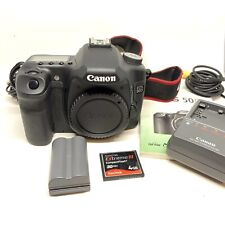 [Near Mint] used Canon EOS 50D 15.1MP Digital SLR Camera Body FREE SHIP - OFFER