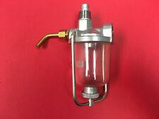 Fits Farmall Fuel Sediment Bowl H M Md Mta W4 W6 W9 O4 Super 64049dx 51066dbx