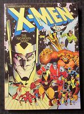 1988 X-MEN The Asgardian Wars SC VF- 7.5 Art Adams Marvel 1st Print