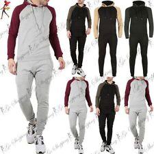 Unbranded Hoodies & Sweats Hooded Fleece Tracksuits for Men