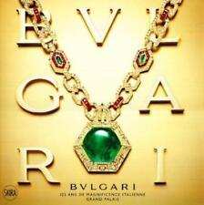 BULGARI  125 Ans de Magnificence Italienne - Amanda Triossi - Skira