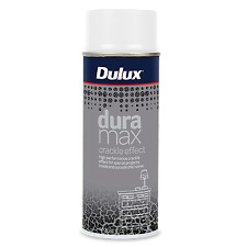 Dulux Duramax 300g Crackle White - Spray Paint