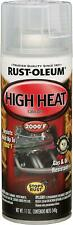 Rust-Oleum Automotive 260771 11-Ounce 2000 Degrees High Heat Spray Gloss Clear