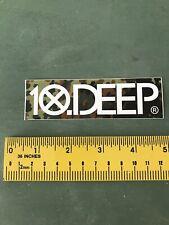 10X Deep Fishing/hunting Decal