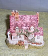 "Liliput Lane ""Brockbank"" 1988 Handmade In Cumbria, Uk English Collection"
