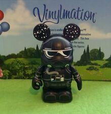 "Disney Vinylmation 3"" Park Set 2 Star Wars Force Awakens Tie Fighter Pilot"