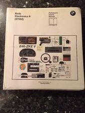 BMW  Body Electronics II ST052 Participants Course Material Binder