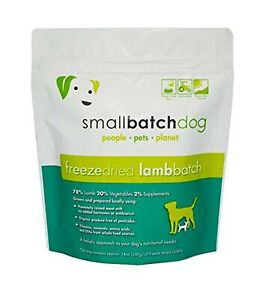 Small Batch Freeze Dried Batch Sliders, Dog 14OZ (Lamb)