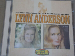 LYNN ANDERSON <  Rose Garden / Your My Man  > NM (CD)