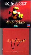 Valery GERGIEV Signed TCHAIKOVSKY The Nutcracker Der Nussknacker Ballet KIROV CD