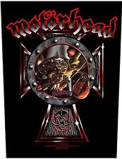 Motorhead Bomber giant sew-on backpatch  340mm x 290mm (rz)