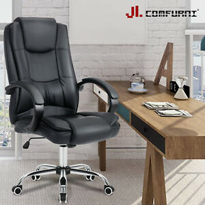 Ergonomic Gaming Chairs Home Office Chair Leather Computer Desk Chair Swivel