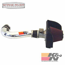 K&N PERFORMANCE COLD AIR INTAKE SYSTEM 97-04 FORD F150 4.2L POLISHED 77-2550KP