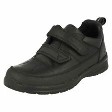 Clarks Shoes for Boys with Hook & Loop Fasteners