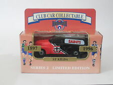 MATCHBOX 1/64  AFL CENTENARY CLUB CAR COLLECTABLE  ST KILDA SAINTS FJ HOLDEN