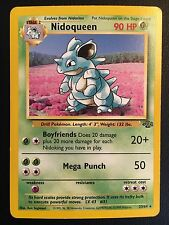 Nidoqueen 23/64 Jungle Set Mint Condition Rare Pokemon Card bw go xy TCG