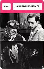 FICHE CINEMA :  JOHN FRANKENHEIMER -  USA (Biographie/Filmographie)