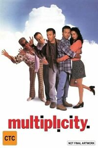 Multiplicity (DVD, 1998)