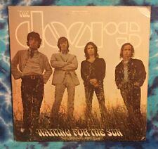 The Doors LP Waiting For The Sun ELEKTRA EKS-74024 Original 1968 UNIPAK