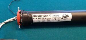 Funk - Rohrmotor acomax MX - F 520 ultra - für 60er Wellen