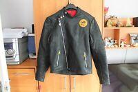 Furygan vintage Motorradjacke,Motorrad Lederjacke,biker jacket vintage