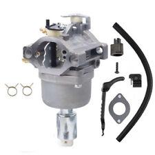 Aquiver Auto Parts New Carburetor for John Deere LA125 D110 LA-105 Lawn Riding Mower Briggs /& Stratton intek Carb Replaces MIA12509 MIA11474