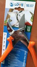 LOWE 10.107 Anvil pruner with curved blades