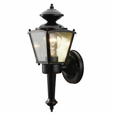 Hardware House Oil Rubbed Bronze Patio/Porch Outdoor Light Fixture, #19-1715
