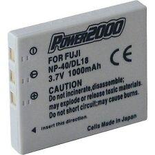 NP-40 NP40 Battery 1000mAh for Fuji FinePix 15602839