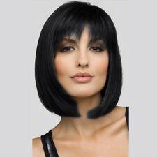 2018 Fashion Women Lady Short Straight Hair Full Wigs Cosplay Party Bob Hair Wig