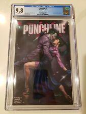 Punchline 1 Parillo variant CGC 9.8, DC Comics freshly graded