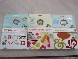 Making Memory Slice Design Card VINTAGE FINDINGS APPLIQUE BASICS REMEMBER THIS