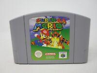 Super Mario 64 - Nintendo 64 N64 (PAL) Game Cart-Only
