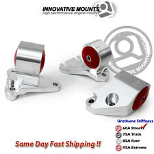 Innovative 92-93 Integra RS/LS Billet Mount Kit for B Series w/ Cable Trans 60A