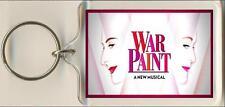 War Paint. The Musical. Keyring / Bag Tag.